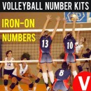 Volleyball Numbers Flex