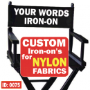 + Nylon Letters