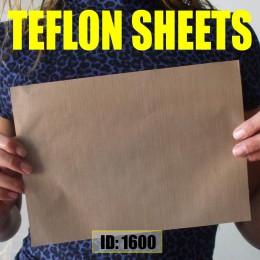 Teflon Sheets Accessory for Heat Transfers Application