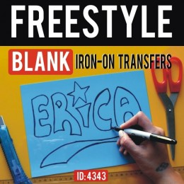 Freestyle Iron-on Party Pack