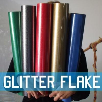 Blank Glitter Iron-On