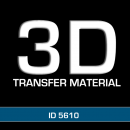 3D Iron-on Transfer Material