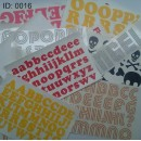 Assorted Iron-on Letters and Decals
