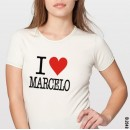 I Love Marcelo T-Shirts