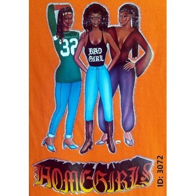Home Girls Vintage T-Shirt