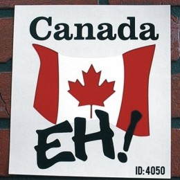 Canada eh! t-shirts