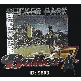 Rucker Park Baller Vintage T-Shirts