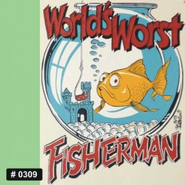 Worlds Worst Fisherman T-Shirts