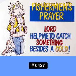 Fisherman's Prayer Fishing T-Shirts