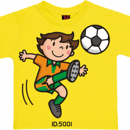 Football Kid T-Shirt