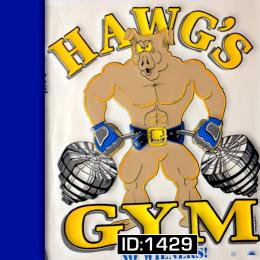 Hawgs Gym T-Shirts