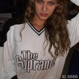 Sopranos Hockey Jersey T-shirt