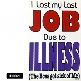 Lost Job T-Shirts