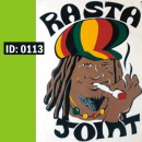 Rasta Joint T-Shirts