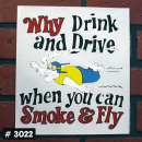 Smoke and Fly T-Shirts