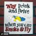 Smoke and Fly T-Shirts
