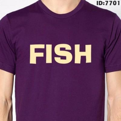 Fish T-Shirt Decal