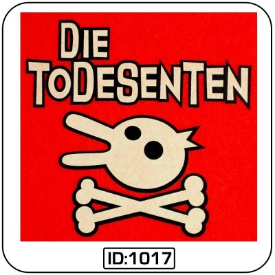 Die T-Shirt Decal