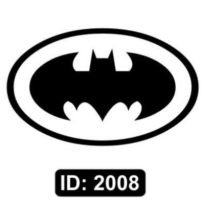 Batman T-Shirt Decal