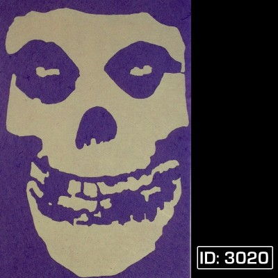 Misfits T-Shirt Decal