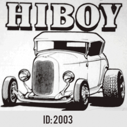 HiBoy Vintage T-Shirts