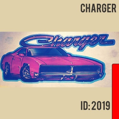Charger Vintage T-Shirts