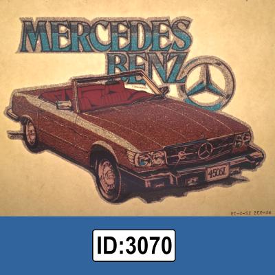 Mercedes Vintage T-Shirts