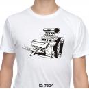 Heartbeat Engine T-Shirt