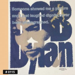 Bob Dylan Vintage T-Shirts