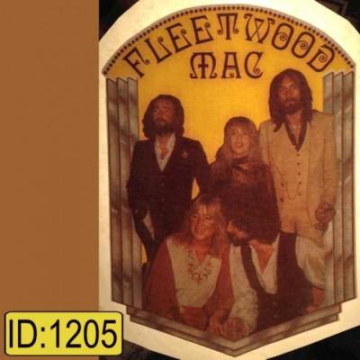 Fleetwood Mac Vintage T-Shirts