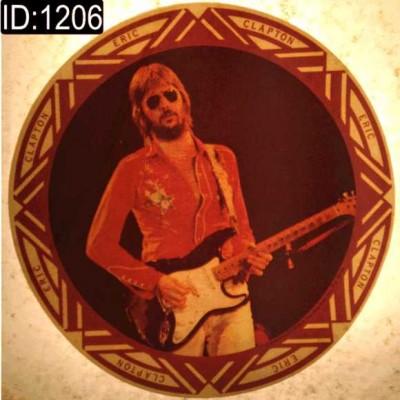 Eric Clapton Vintage T-Shirts