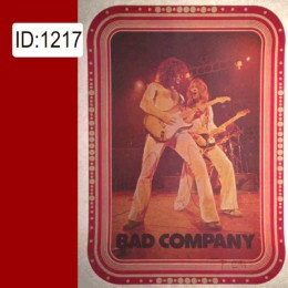 Bad Company Vintage T-Shirts