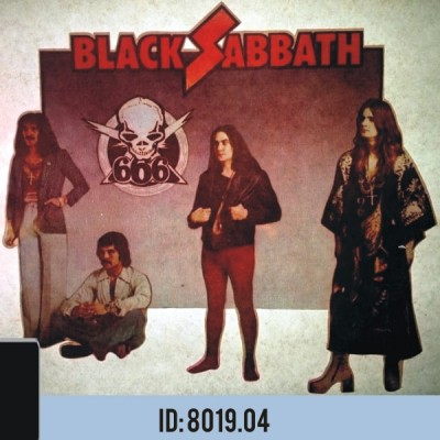 Black Sabbath Vintage T-Shirts