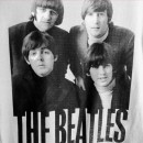 Beatles Band Shot B&W T-Shirt