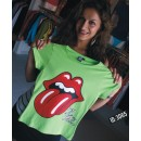 Rolling Stones Icon T-Shirt