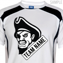 Pirate Custom Team Logo Iron-on