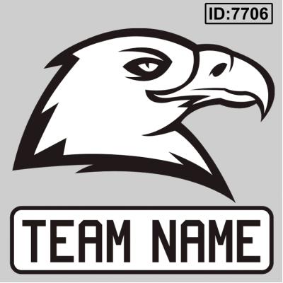 Eagle Custom Team Logo Iron-on